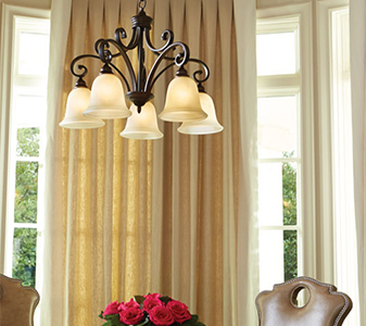 Knight Carpet & Flooring offers a large selection of lighting to fit both your residential and commercial needs.