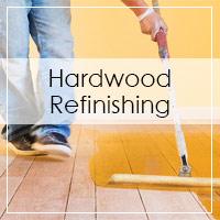 Hardwood Refinishing